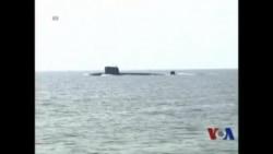 中国潜艇再靠港斯里兰卡 印度忧心