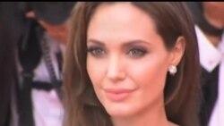 2013-05-14 美國之音視頻新聞: 安祖蓮娜祖莉為防止乳癌而將乳房切除