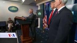 Vijesti: Trump najavio testiranje miliona ljudi, berze daleko od oporavka