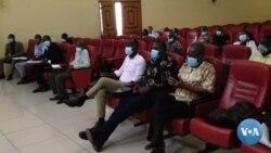 Jornalistas angolanos em Malanje elegem delegados ao congresso deste ano
