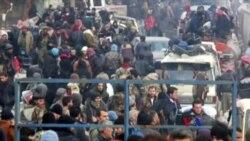 聯合國可能派觀察員前往阿勒頗監督撤離