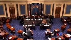 2015-01-08 美國之音視頻新聞: 國會參議院共和黨領袖誓言結束政治僵局