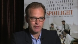 Interviews with Oscar Nominees Filmmaker Tom McCarthy, Screenwriter Josh Singer