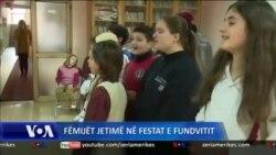 Festat e fundvitit në Shtëpinë e Fëmijës në Shkodër