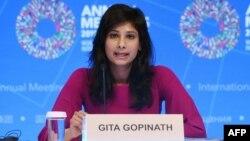 Kepala ekonomIMF, Gita Gopinath