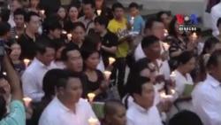 Bangkok Remembers Blast Victims with Prayers