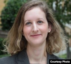 Heidi Tworek, associate professor of history and public policy at the University of British Columbia. (Courtesy: Heidi Tworek)