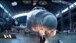 ویژه برنامه گرتا ون ساسترن – آینده برنامه های فضائی آمریکا