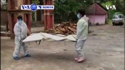 VOA DUNIYA: Adadin Wadanda Cutar COVID-19 Ta Halaka A India Ya Haura Mutum Dubu 300