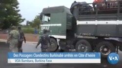 Burkina Faso Duguden Dow Minaila Cote ivoire Marala