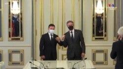 Պետքարտուղար Բլինքենը վերահաստատում է ԱՄՆ-ի պատրաստակամությունը Ուկրաինայի հետ գործընկերության հարցում