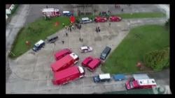 Dron snimak: Vježba na Terminalu Živinice