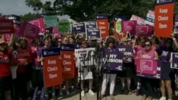 Americans Clash on Abortion Issues
