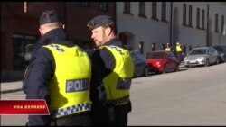 Nghi phạm vụ tấn công ở Thụy Điển 'nhận tội khủng bố'