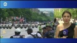 В Вашингтоне прошел парад в честь Дня независимости