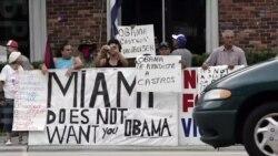 Традиция протестов против нового президента