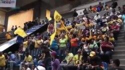 Venezuela en campaña electoral