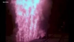 美国军舰在夏威夷成功试射拦截洲际弹道导弹