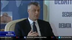 Thaçi: Ushtrinë do ta bëjmë në bashkëpunim më SHBA dhe NATO-n