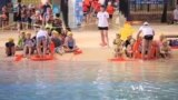 South Korean Children Learn Water Safety Following Ferry Disaster