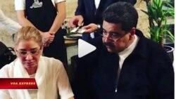 Venezuela: Dân đói, Tổng thống ăn sang