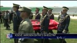 Kosovë: Varrosen eshtrat e Isa Boletinit