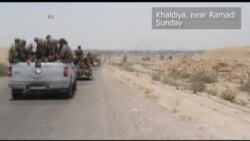 Iraqi Military, Paramilitary Forces Mounting Counteroffensive