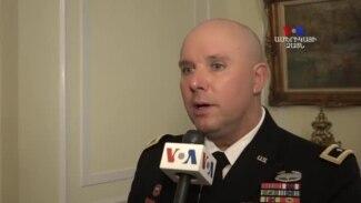 Դավիթ Տոնոյանը ԱՄՆ-ում կքննարկի հայ-ամերիկյան ռազմական համագործակցության զարգացման հեռանկարները