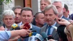 Experts on political crisis in Macedonia