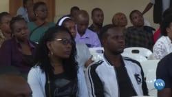Jovens tentam combater o abuso de drogas no Zimbabwe