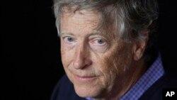 El cofundador de Microsoft Bill Gates habla con VOA sobre los Objetivos de Desarrollo Sostenible de la ONU.