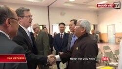 Đại sứ lưu động của Mỹ về Tự do Tôn giáo Quốc tế gặp chức sắc VN