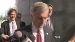Former Governor's Corruption Trial New for Virginia, but Not for US Poltics