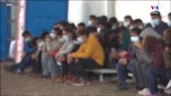 ԱՄՆ սահմանային Դոննա քաղաքի ներգաղթյալների ճամբարում այսօր մոտ 4100 փախստական կա, որոնցից 3400-ը առանց չափահասի ուղեկցության երեխաներ են: