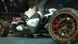 Proyecto Honda 2X4, motocicleta y auto a la vez