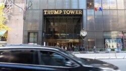 Avanza proceso de transición de Trump