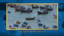 Việt Nam 'không đẩy ngư dân vào tình thế nguy hiểm'