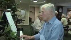走进美国: 美国养老院