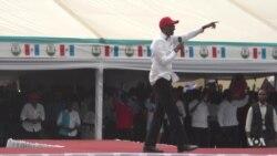 Kagame Faces Weak Opposition in Rwanda Election