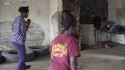 La boxe attire de plus en plus de femmes kenyanes