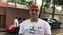 Voluntario de seguridad en plebiscito en Venezuela destaca buen ambiente