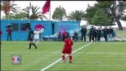Futbolli i femrave në Shqipëri