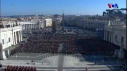Papa Kudüs İçin Barış Çağrısı Yaptı