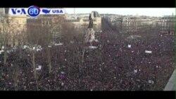 Mỹ đáp lại chỉ trích về việc TT Obama không tham dự tuần hành ở Pháp