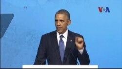 Tổng thống Obama: Mỹ vẫn gắn bó với châu Á