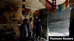 حمله به املاک سوری ها در آنکارا پس از قتل یک جوان ترک، ترکیه