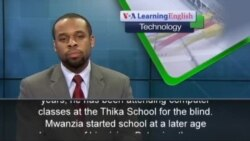 Technology Provides New Tools for Blind Students in Kenya