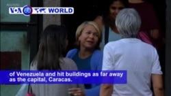 VOA60 World PM - A magnitude 7.3 earthquake struck the northern coast of Venezuela