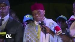 Abdoulay Wade ataka watu kusuisia uchaguzi wa rais wa Februari 24 Senegal