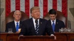 ประธานาธิบดีทรัมป์กล่าวถึงการเริ่มบังคับใช้กฎหมายคนเข้าเมืองฉบับใหม่ ที่จะช่วยให้อเมริกาปลอดภัย